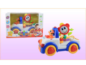 Cartoon Baby Toy Battery Opertaed Car (H0278066) pictures & photos