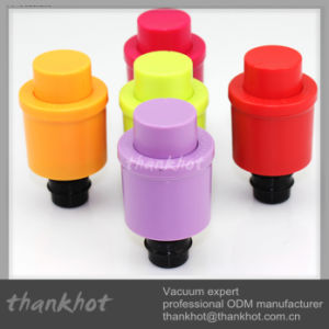 Food Grade Silicone Vacuum Bottle Stopper