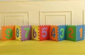 Interlocking EVA Flooring Karate Puzzle Mat for Children