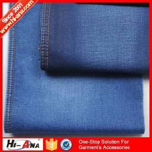 Customize Your Products Faster Yiwu Denim Fabric for Jeans pictures & photos