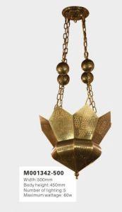 Brass Moroccan Decorative Pendant Light (KA1342-500) pictures & photos