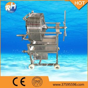 Multi-Layer Stainless Steel Plate Filter Press