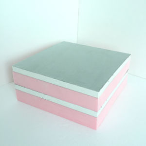Fuda Composite Panels B1 Grade Pink (XPS 25mm Thick, Plaster Board 10mm Thick)