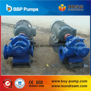 Sh Double Suction High Flow Rate Centrifugal Industrial Electric Water Pump pictures & photos