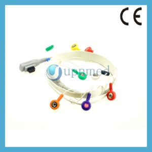 Tge Dynamic ECG 10 Lead Cable pictures & photos