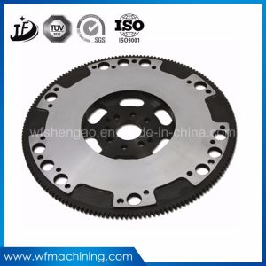 Cast Iron Sand Casting Flywheel for Bikes with ISO9001 Certified pictures & photos
