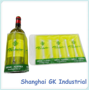 PVC Wine Cooler Ice Pack Reusable Ice Pack pictures & photos