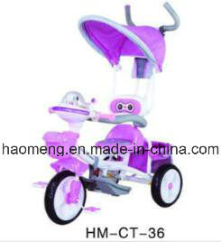 Best Quality Popular Three Wheel Bike Toy Baby Tricycle pictures & photos