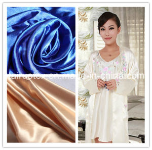 The Popular Microfiber Polyester Satin with Printed for Garment pictures & photos