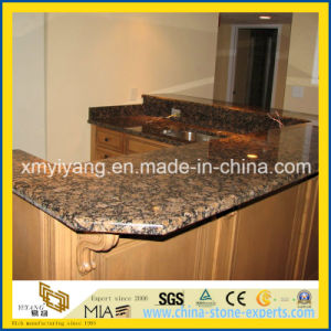 Prefabricated Baltic Brown Granite Kitchen Countertop pictures & photos