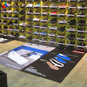Non-Slip Floor Graphics, Floor Vinyl pictures & photos