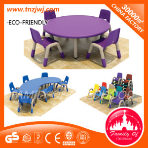 Plastic Kids Chair School Table and Chair Furniture Set pictures & photos