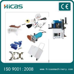 Portable PVC Edge Banding Machine for Straight, Irregula Wooden Piece pictures & photos