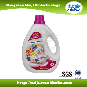 Hot Sale Rich Foam Organic Laundry Liquid Detergent 3L pictures & photos