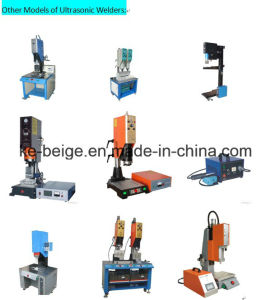 Competitive Price Ultrasonic Welding Machine with 2600W 15kHz pictures & photos