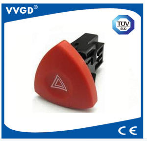 Auto Hazard Light Switch Use for Renault 8200442724 pictures & photos