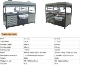 Plastic Molding Machines, All Kinds of Shape Molding Machines Plastic Boxes pictures & photos