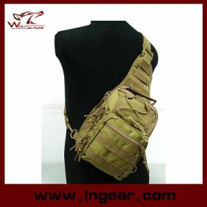 Small Size Airsoft Sling Shoulder Bag Haversack Bag for Sale pictures & photos
