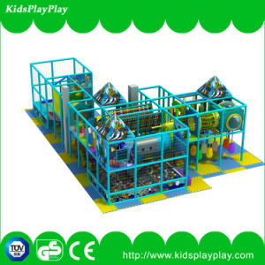 High Quality Ce Certificate Commercial Game Indoor Playground for Kids pictures & photos