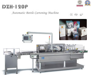 Automatic Horizontal Folding Carton Packaging Machine for Bottle Products pictures & photos