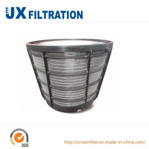 Carbon Steel Wedge Wire Screen Basket. pictures & photos