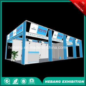 Hb-L00055 3X3 Aluminum Exhibition Booth pictures & photos