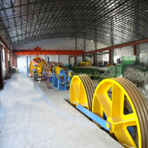 Yjv Wire Cable Forming Machine pictures & photos