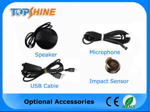Two Way Location Waterproof Motorcycles Car GPS Tracker pictures & photos