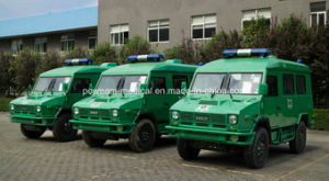 Medical Emergency Iveco Rhd Hospital Ambulance (6DDS6402JN) pictures & photos