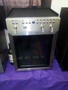 4 Bottles Red Wine Cooler/Wine Cellar/Wine Dispenser/Wine Cabinet (SC-4/B) pictures & photos