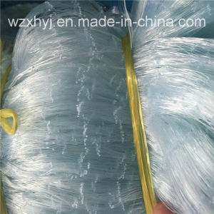 0.34mm*27mmsq Nylon Monofilament Fishing Net pictures & photos