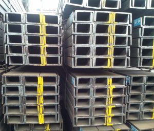 Steel U Channel Profile for Building Structure