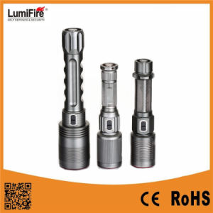 Lumifire Lm-T14/T15/T16 Rechargeable Light Flashlight Series LED Powerful Torch pictures & photos