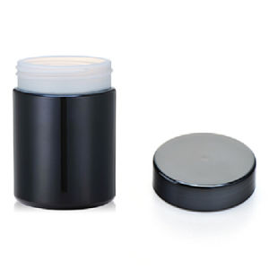 20 0z/650ml Metalization Black Plastic Container pictures & photos