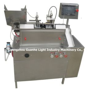 Automatic Glass Ampoule 2-Head Filling Machine with Auto Sealing pictures & photos