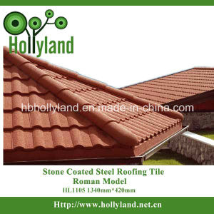 Stone Metal Roofing Tile (Shingle Type) pictures & photos