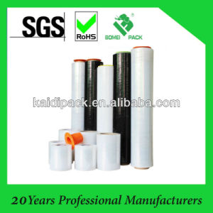 China Wholesale Transparent LLDPE Stretch Film pictures & photos