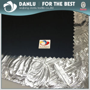 Reflective Silver Coated Blackout Fabric for Car Cover pictures & photos