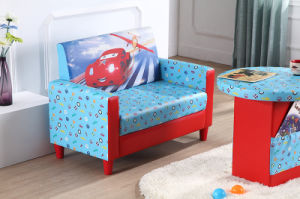 2016 New Design Car Kids Uphoslter Chair Home Sofa pictures & photos