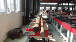 Piping Prefabrication Light Rail Conveying System pictures & photos