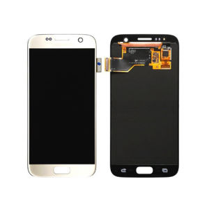 Mobile/Cell Phone LCD for Samsung S7 LCD Replacement