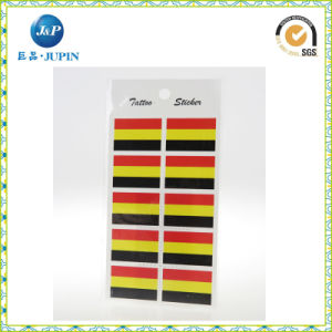 Belgium Country Flag Temporary Tattoo Sticker Body Tattoo Sticker (JP-TS042) pictures & photos