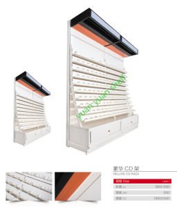 Top Hot! ! ! ! High Quality Supermarket Shelf CD Rack pictures & photos