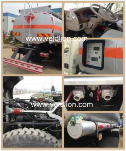 Mini Foton 5m3 Refueling Tank Truck pictures & photos
