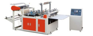 Automatic High Non Woven Heat Sealing Cold Cutting Bag Making Machine
