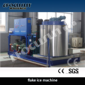 Shanghai Factory Price Flake Ice Machine From Focusun pictures & photos