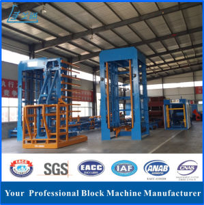 Moveable Vibration Concrete Paving Block Making Machine in Paksitan