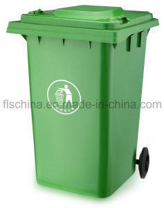 New HDPE Material 360L Plastic Waste Container pictures & photos