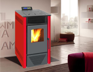 Indoor Using Auto-Ignite Pellet Stove with Remote Control Nb-PS pictures & photos