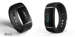 S55 Smart Wristband Waterproof Bluetooth Bracelet with Passometer Fitness Tracker for iPhone Samsung HTC pictures & photos